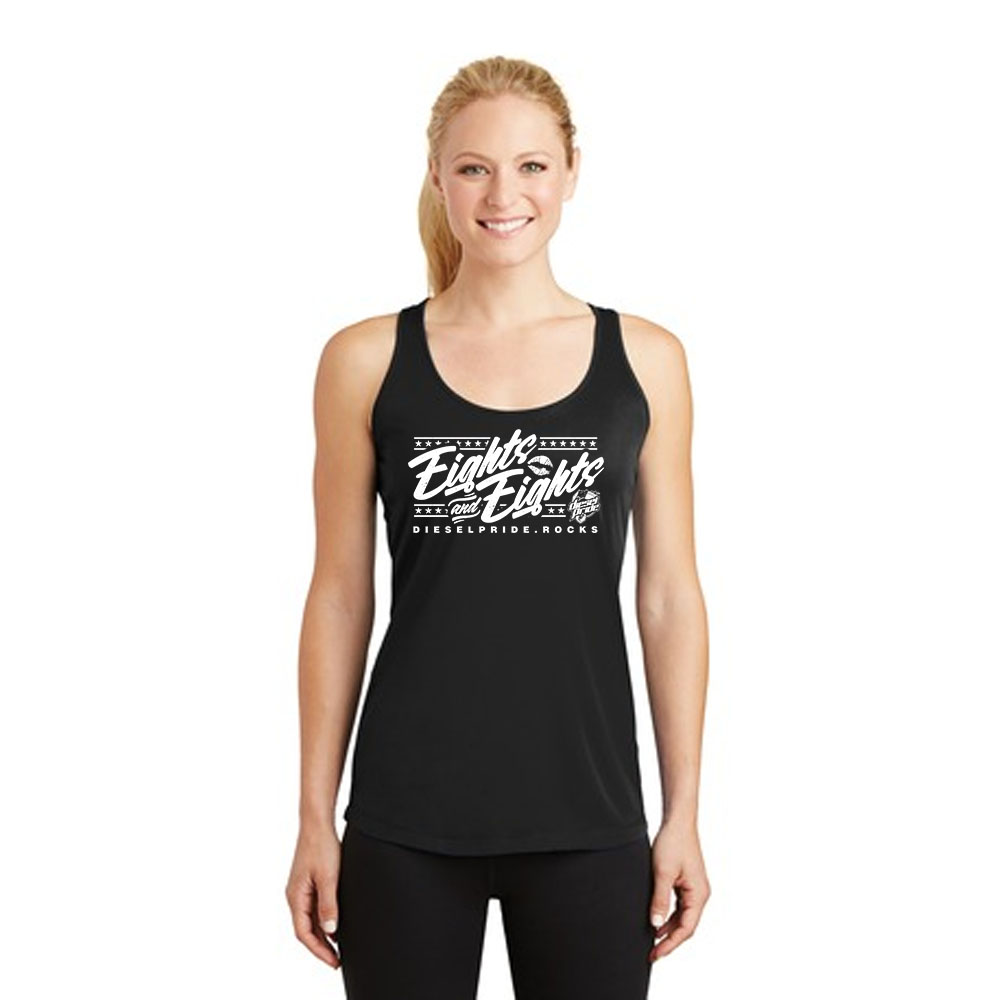 The Eights and Eights: Black Tank