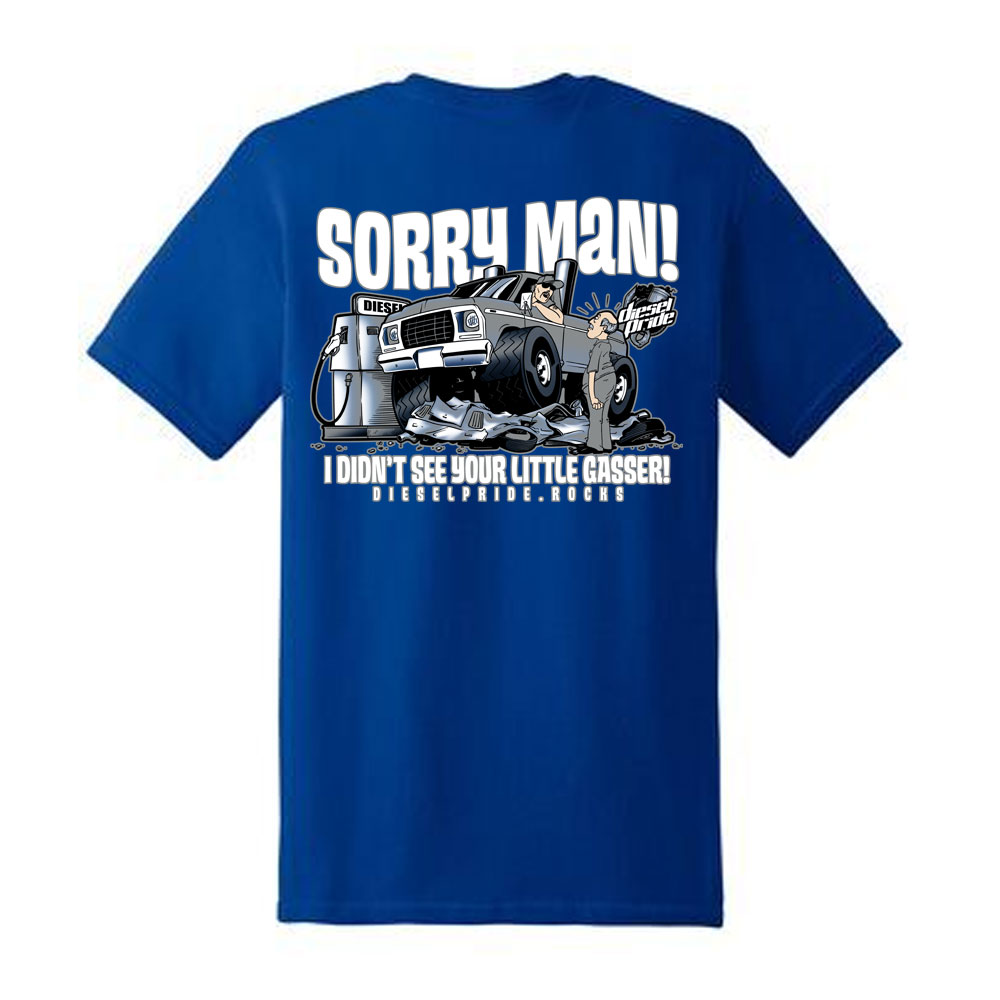 Sorry Man: FORD